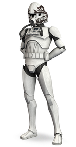Clone Trooper Pilot Phase 2 Star Wars Clone Wars Star Wars Trooper Star Wars Art