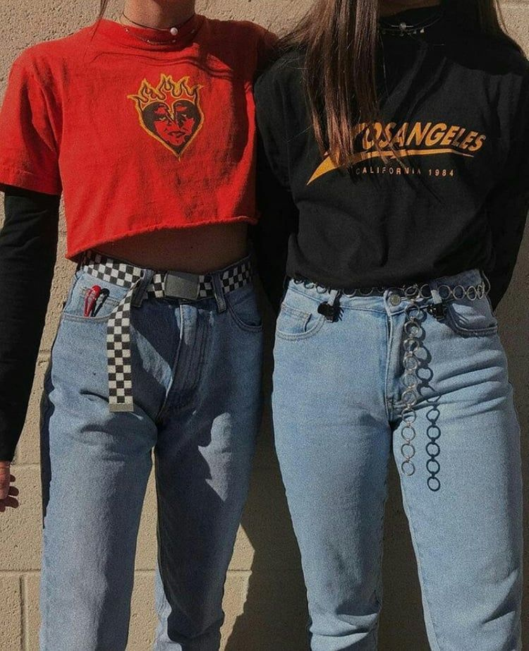 Vintage 90s Aesthetic Outfits
