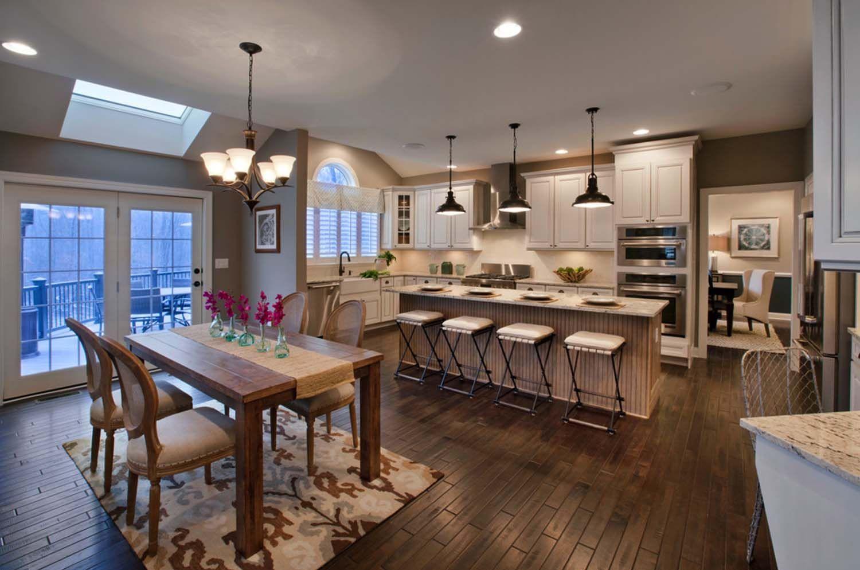 Exquisite Model Home In Massachusetts Showcases Inspiring Details