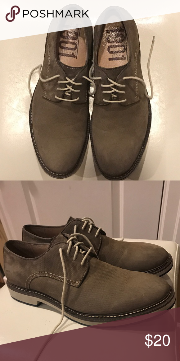 ee6697ffb73 Nordstrom 1901 Brown Suede Men s Shoes Beautifying brown suede Great  condition gently used Nordstrom Shoes Loafers   Slip-Ons