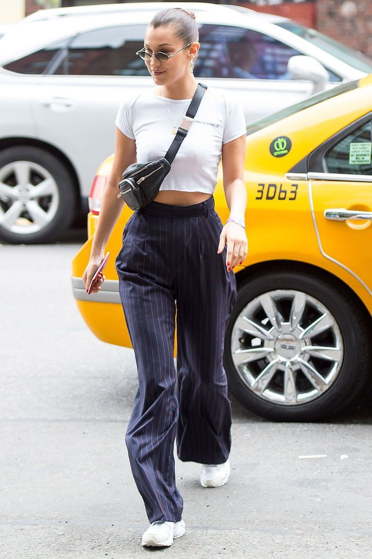 Bella Hadid's best street-style moments