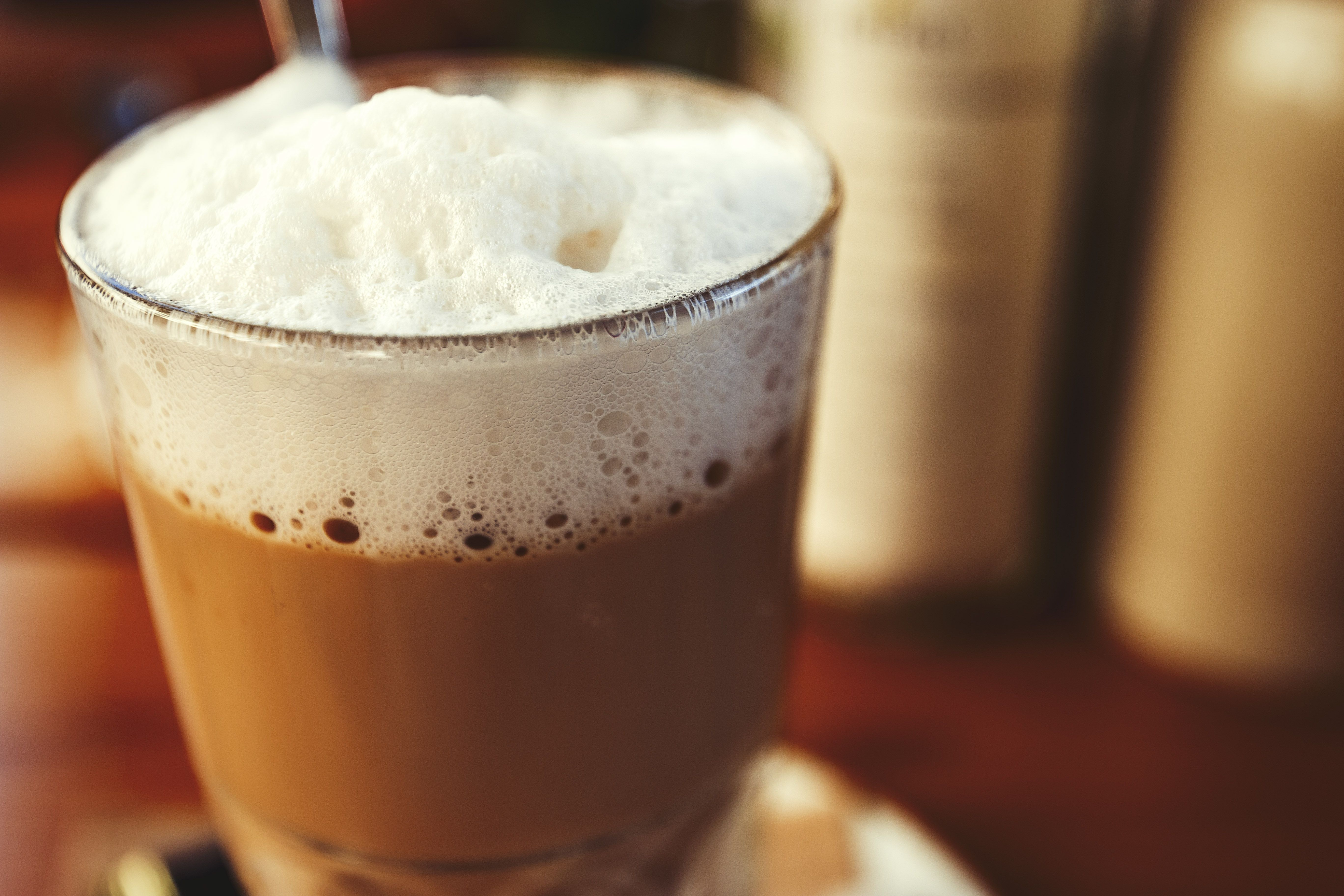 delicious latte macchiato #lattemacchiato