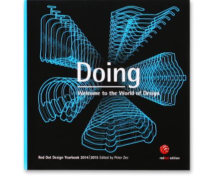 Red Dot Product Design Yearbook 2014-2015 – Doing