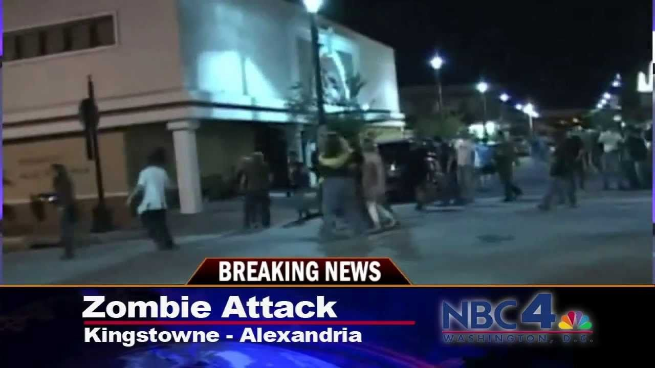Breaking News Zombie Attack Near D C News Parody Youtube Zombie Attack Zombie News Zombie [ 720 x 1280 Pixel ]