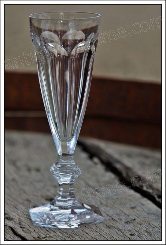 Cristal france antiques20ème