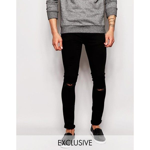 Designer Clothes, Shoes & Bags for Women | SSENSE. Men's Skinny JeansMen's  JeansRipped ...