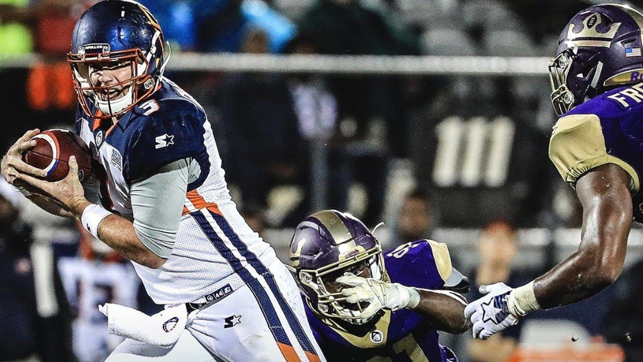 Odds to Win AAF Championship Spurrier Even Money Pro
