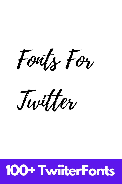 "Fonts For Twitter Н""¬ð""¸ð""¹ð""' Н""…𝒶𝓈𝓉𝑒 In 2020 Twitter Font Twitter Font Generator Font Changer"