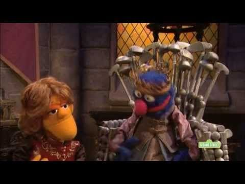 Game of Chairs! Sesame Street gang create Game of Thrones spoof & Game of Chairs! Sesame Street gang create Game of Thrones spoof ...