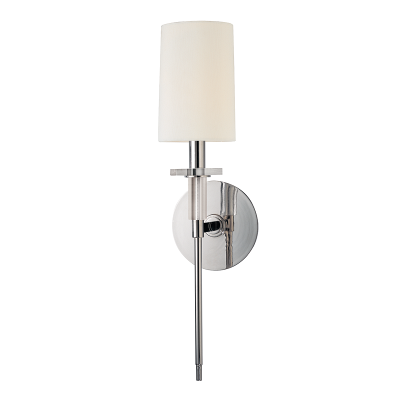Amherst Wall Sconce | Hudson Valley Lighting  sc 1 st  Pinterest & Amherst Wall Sconce | Hudson Valley Lighting | Lamp shades ...