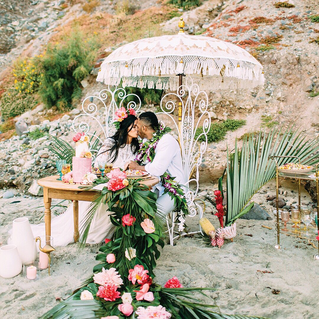 "The Knot Real Weddings On Instagram: """"I've Always Loved"