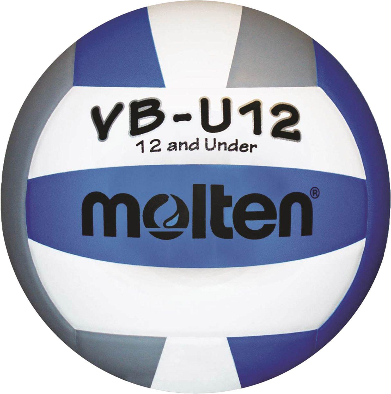 Molten Youth Vbu12 Indoor Volleyball Indoor Volleyball Volleyball Volleyballs
