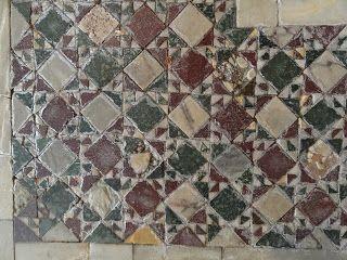 Antique Venetian floor