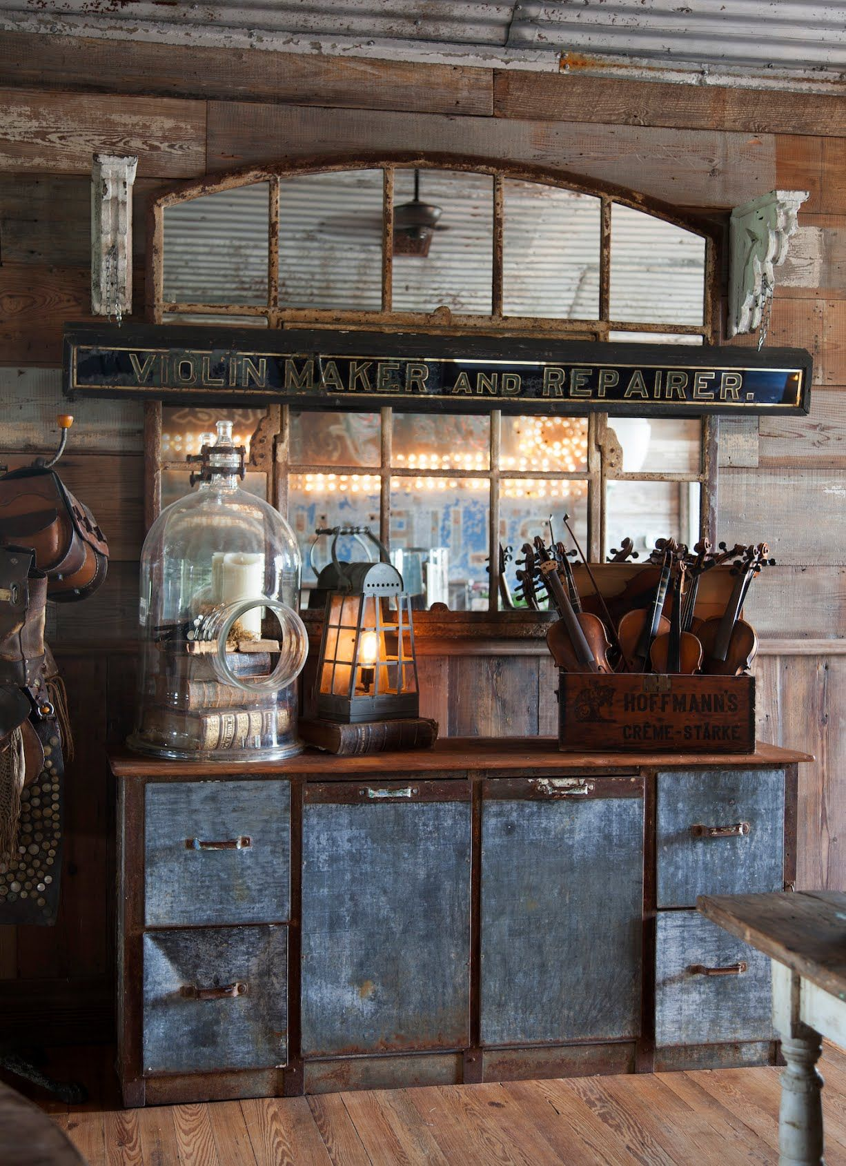 Look Inside an Antique Dealer's Dream Home in Round Top ...