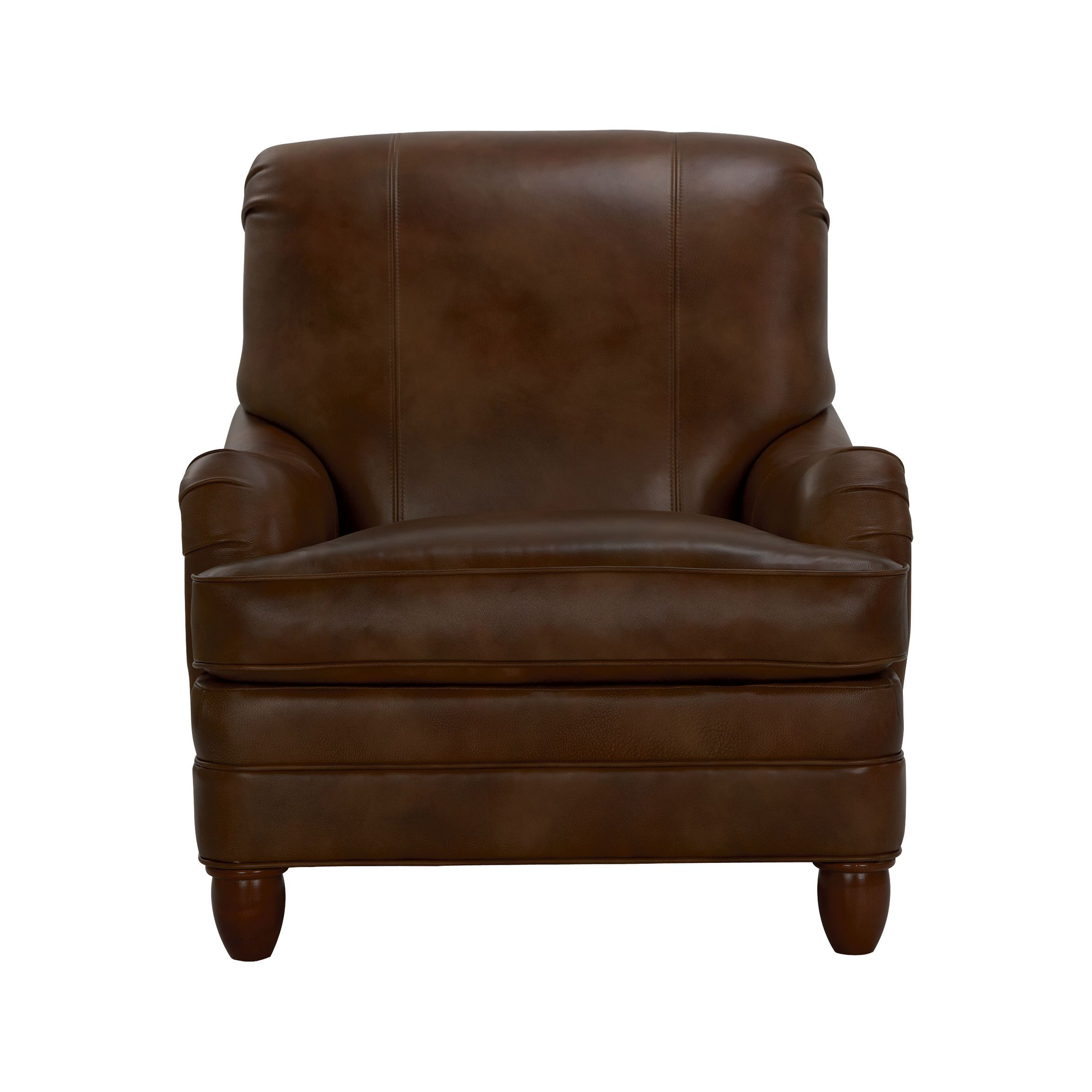 Charmant Mercer Leather Chair   Ethan Allen US