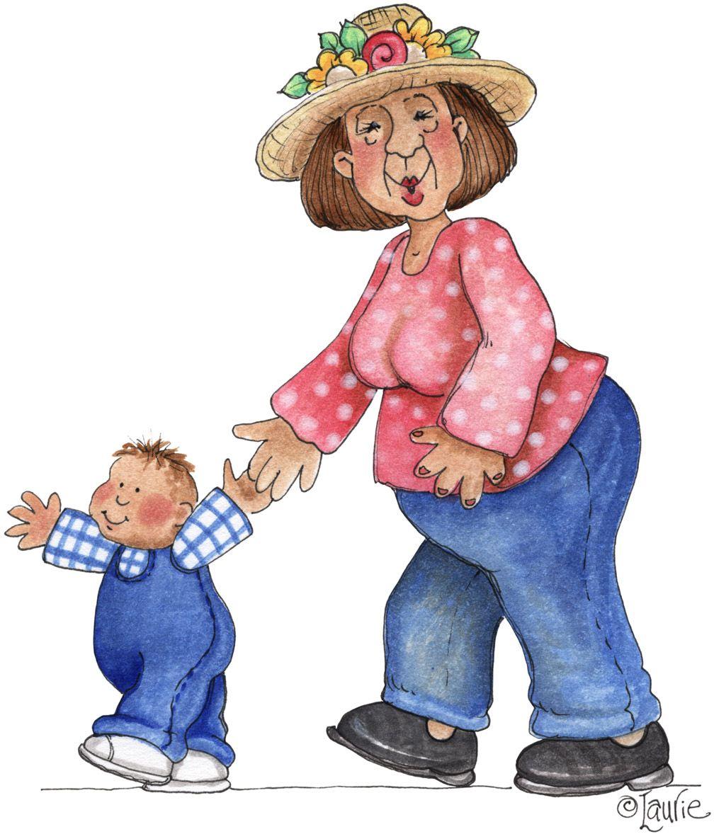 meli melo cute art grandparents grandma and grandpa retro decoupage  [ 1008 x 1178 Pixel ]