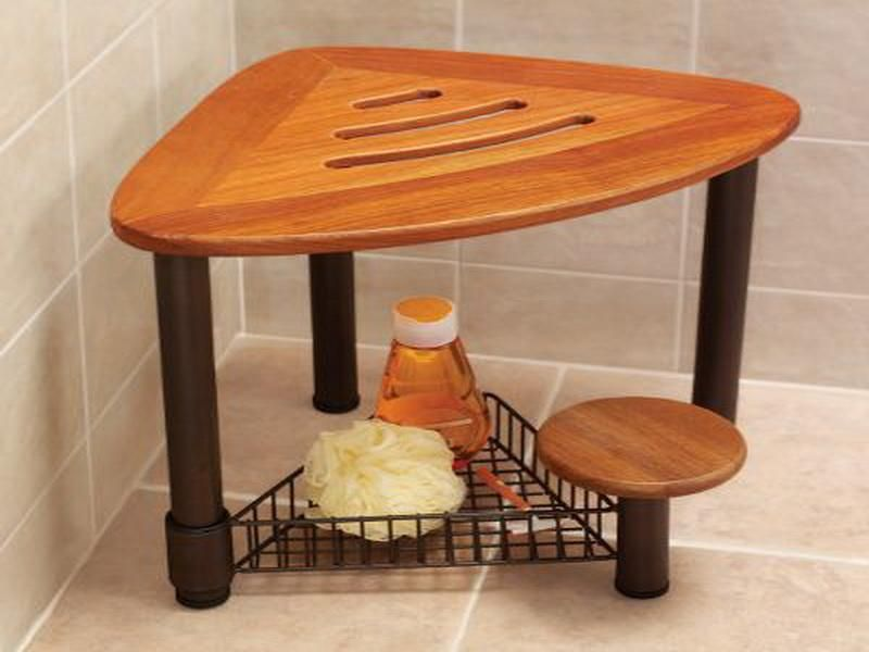 wooden shower chair | Related Post from Teak Shower Seat – Perfect ...