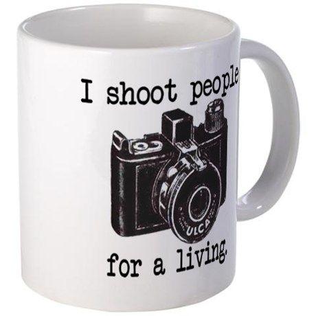 A Mug For Your Photographer Friend