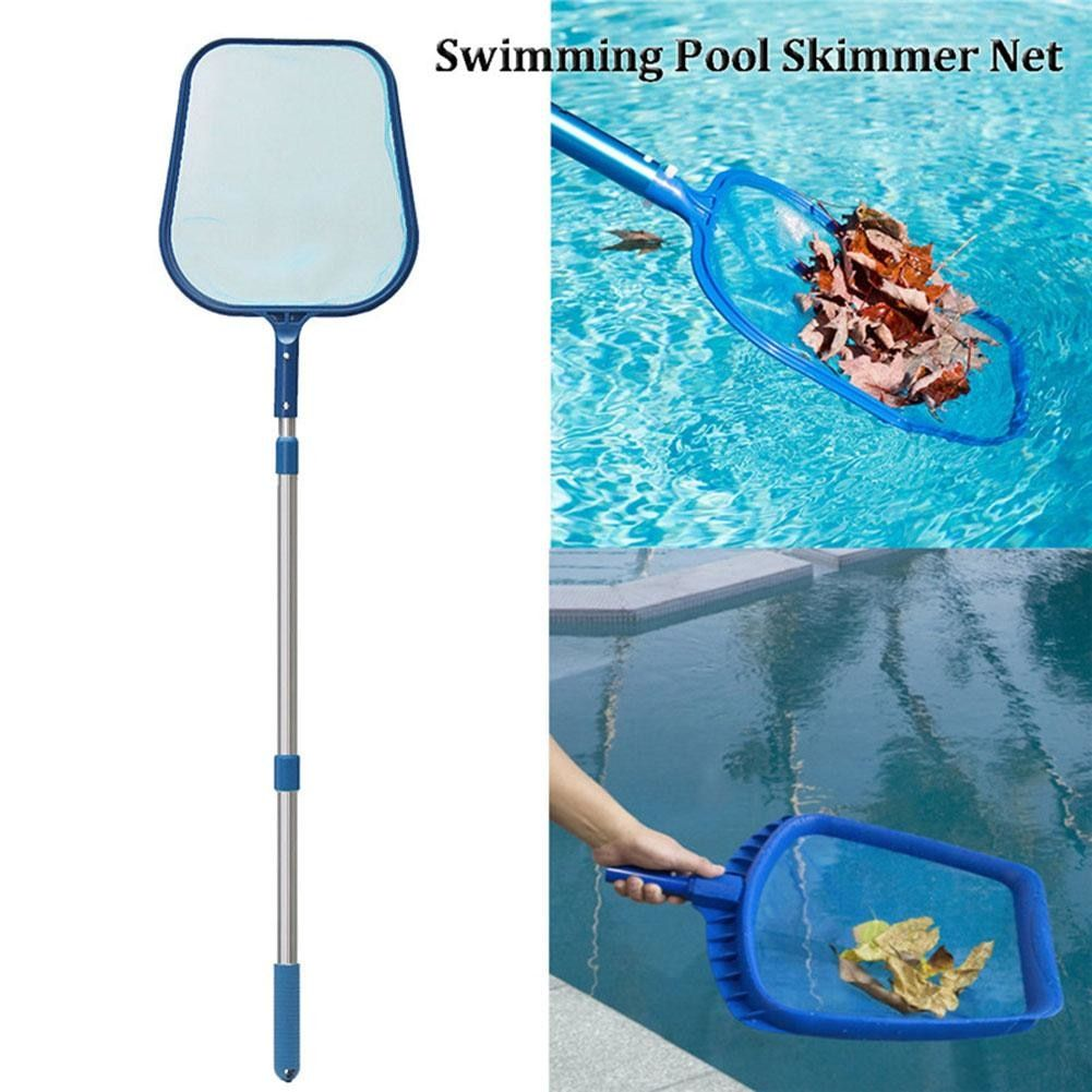 Universe Of Goods Buy 2018 New Hot Swimming Pool Net Leaf Rake Mesh Skimmer With Telescopic Pole Pools And Spas Lightweigh With Images Swimming Pools Pool Nets Spa Pool