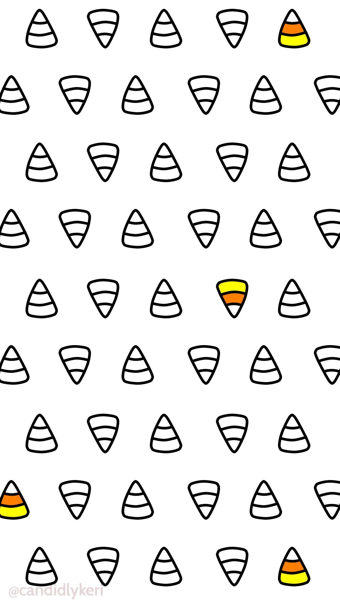 Cute Halloween Candy Corn October 2016 wallpaper you can download ...