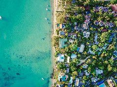 Mauritius beach via pixabay