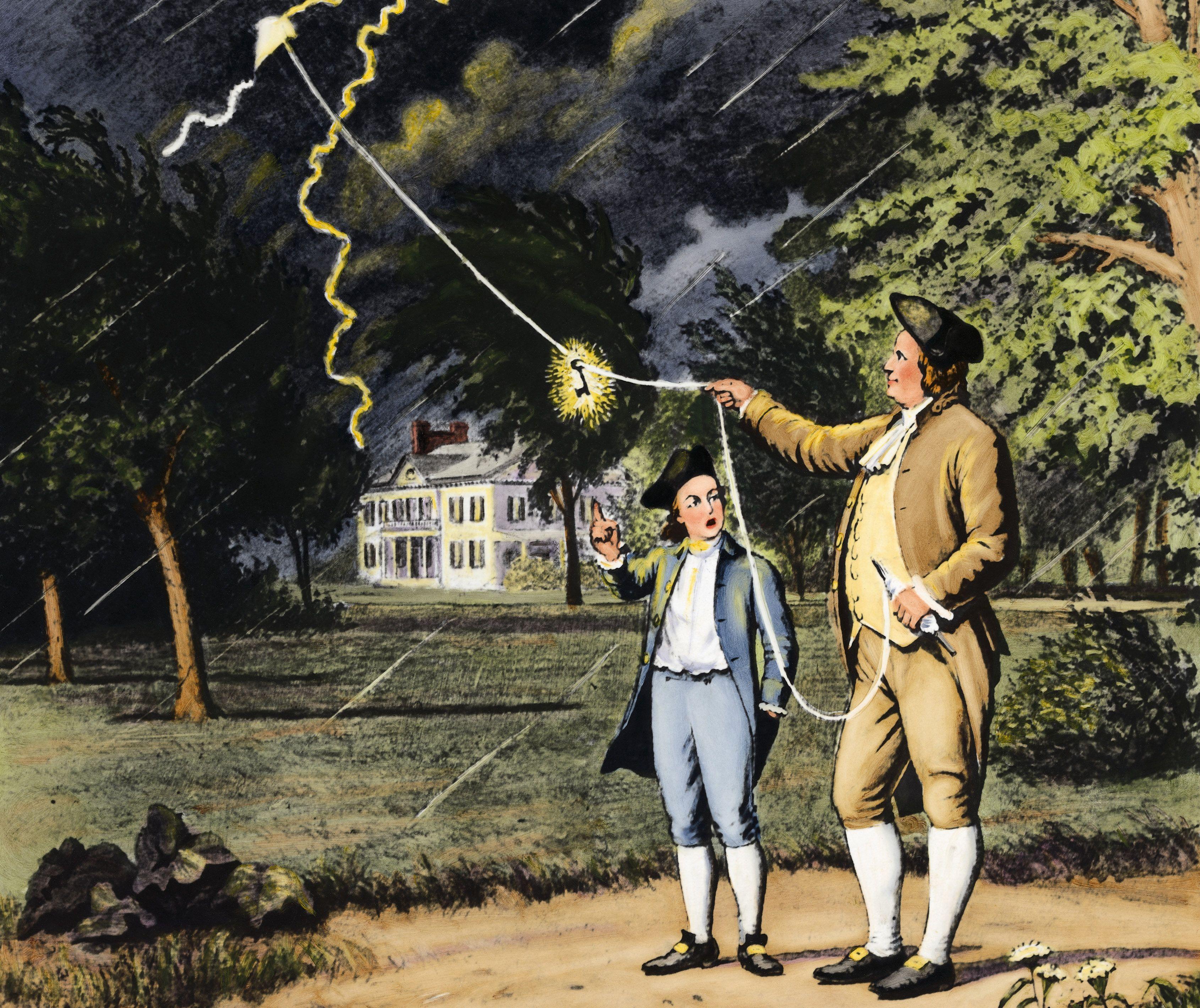 Benjamin Franklin S Inventions Quiz