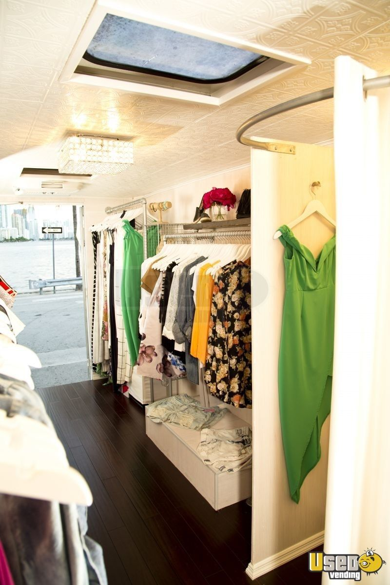Turnkey Mobile Fashion Boutique Business for Sale in