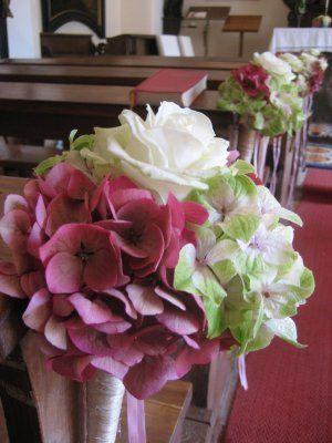 Gruppe Brautpunkt Kirchenschmuck Hochzeit Blumenschmuck Hochzeit Dekoration Hochzeit