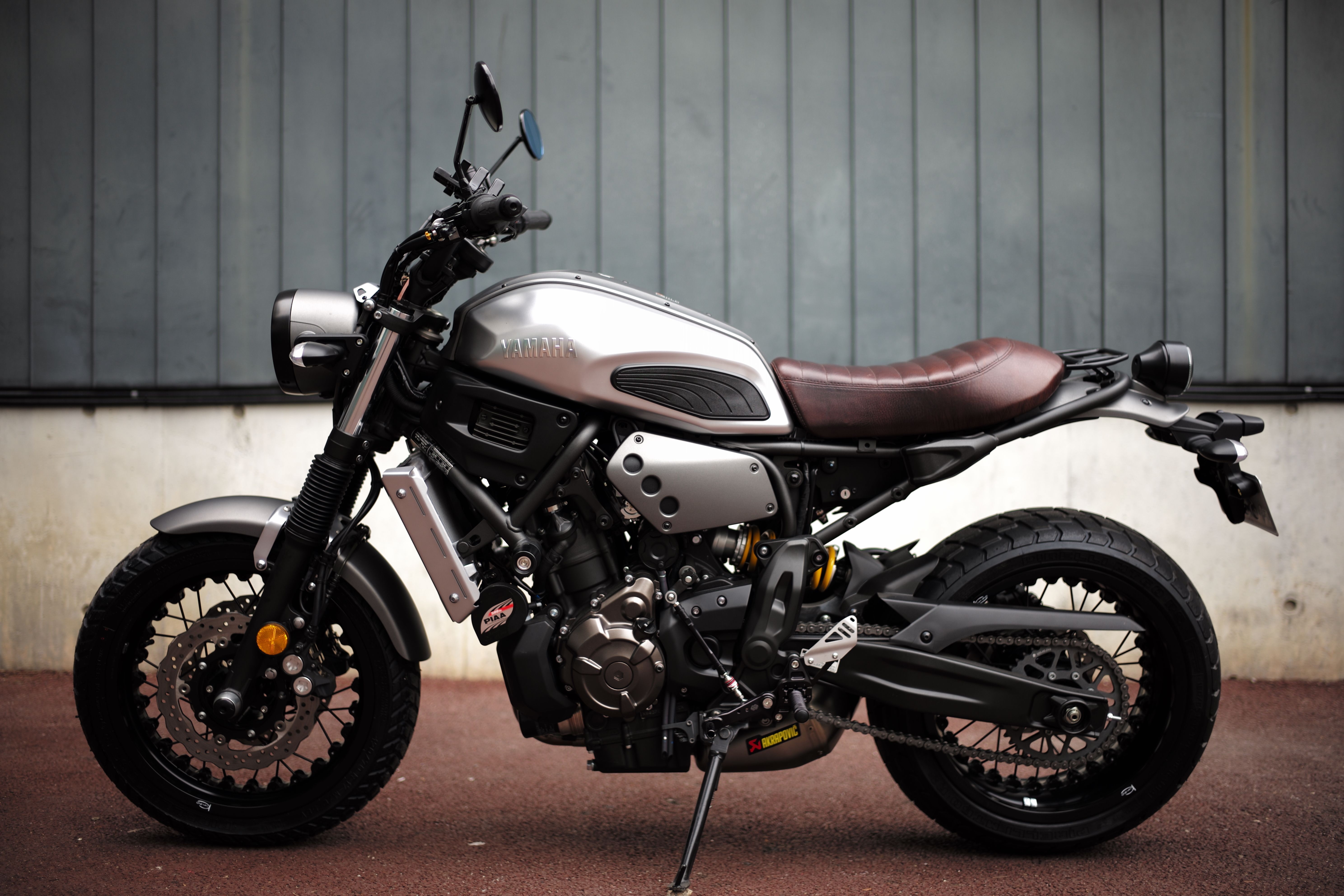 my newbie yamaha xsr700 xsr scrambler motorcycle. Black Bedroom Furniture Sets. Home Design Ideas