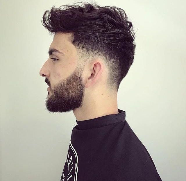 Daily Dose Of Awesome Hairstyles From Beardandbiceps Com Follow Our Men S Hairstyles Board For More Greaser H Muzhskie Pricheski Strizhki Borody Muzhskie Strizhki