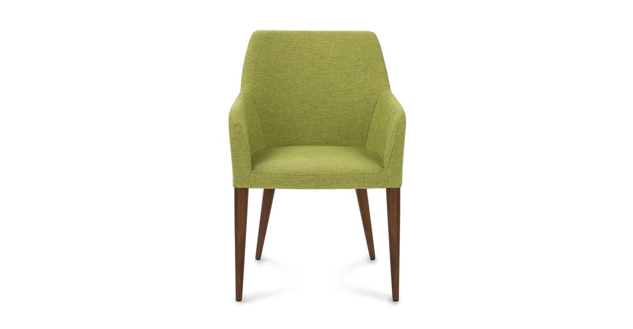 Feast Lime Green Dining Chair Office Chairs Modern Mid Century And Scandinavian Furnitur Green Dining Chairs Dining Chairs Midcentury Modern Dining Chairs