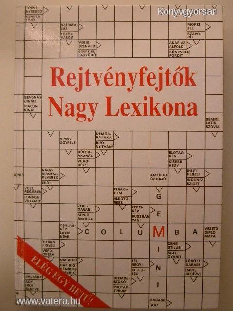 r nagy lexikona11. 777 oldal