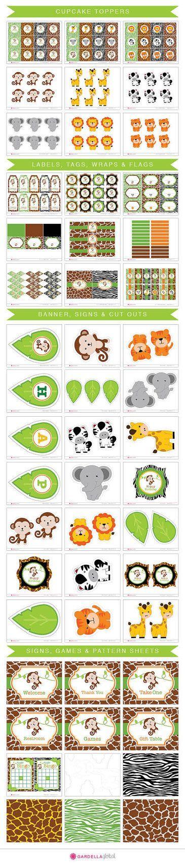 jungle invitation jungle invite safari invitation safari invite
