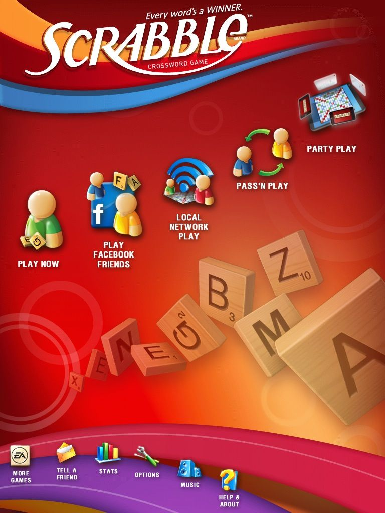 Review: Scrabble for iPad -- AppAdvice