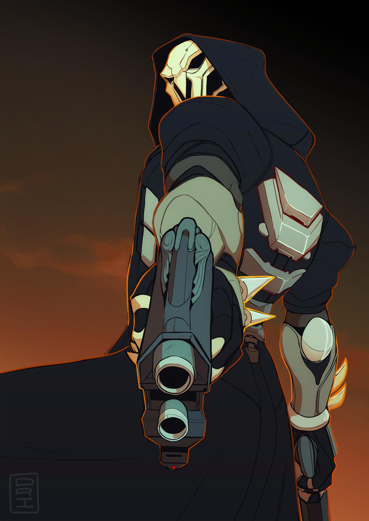 Tumblr Osabof3pim1rvzrpxo1 1280 Png 1280 1810 Overwatch Reaper Gabriel Reyes Overwatch Overwatch Posters