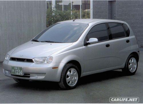 Og 2002 Daewoo Kalos Full Size Design Proposal Daewoo Concept Cars Car