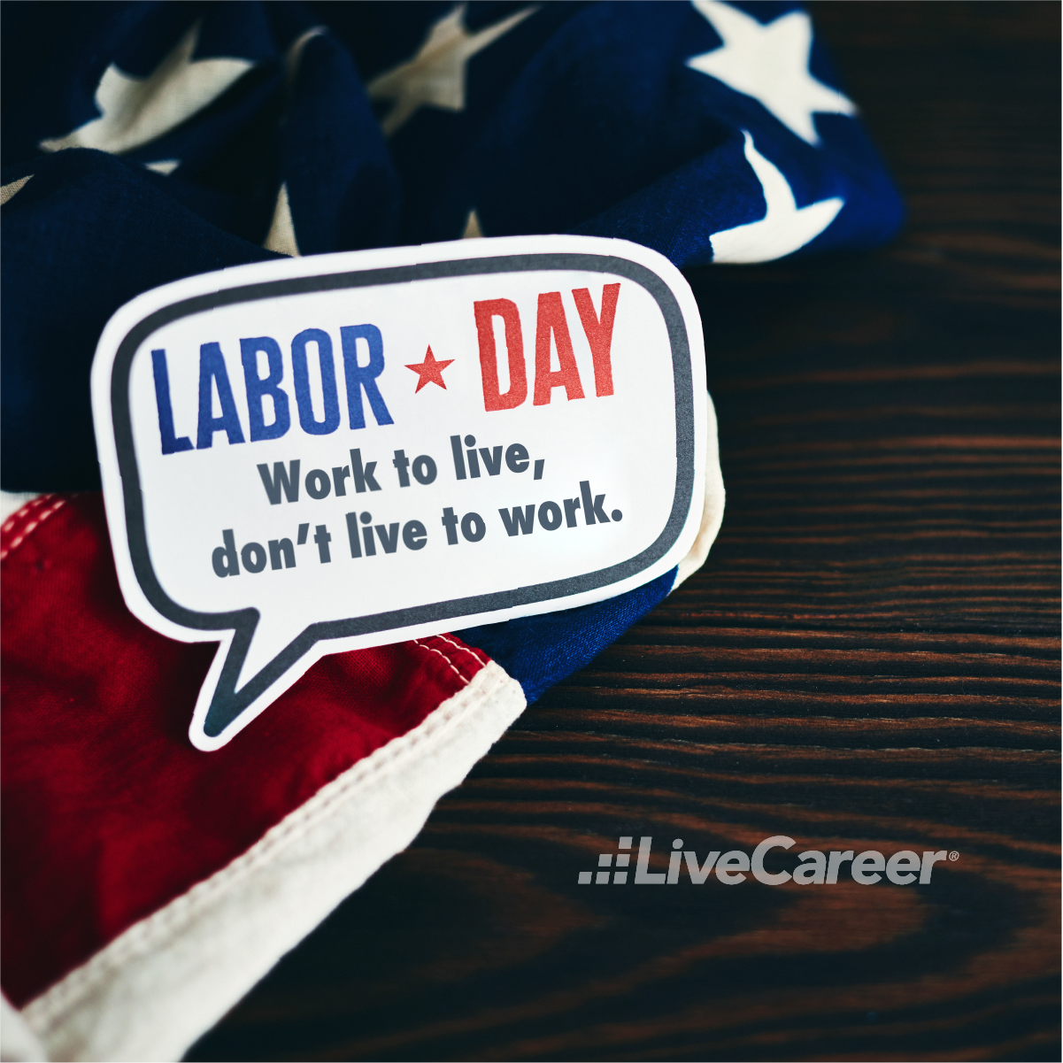 Enjoy a welldeserved break for LaborDay! Cover letter