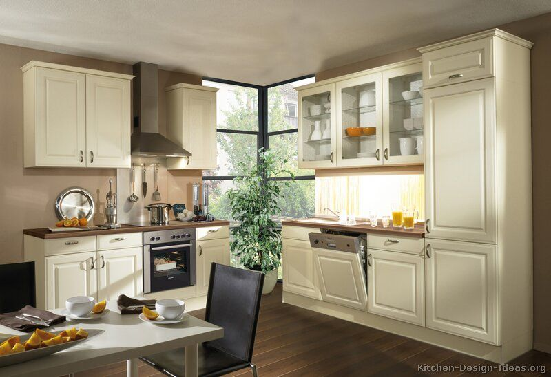 Traditional Antique White Kitchen Cabinets #23 Alno Kitchen Gorgeous White Kitchen Design Ideas Inspiration