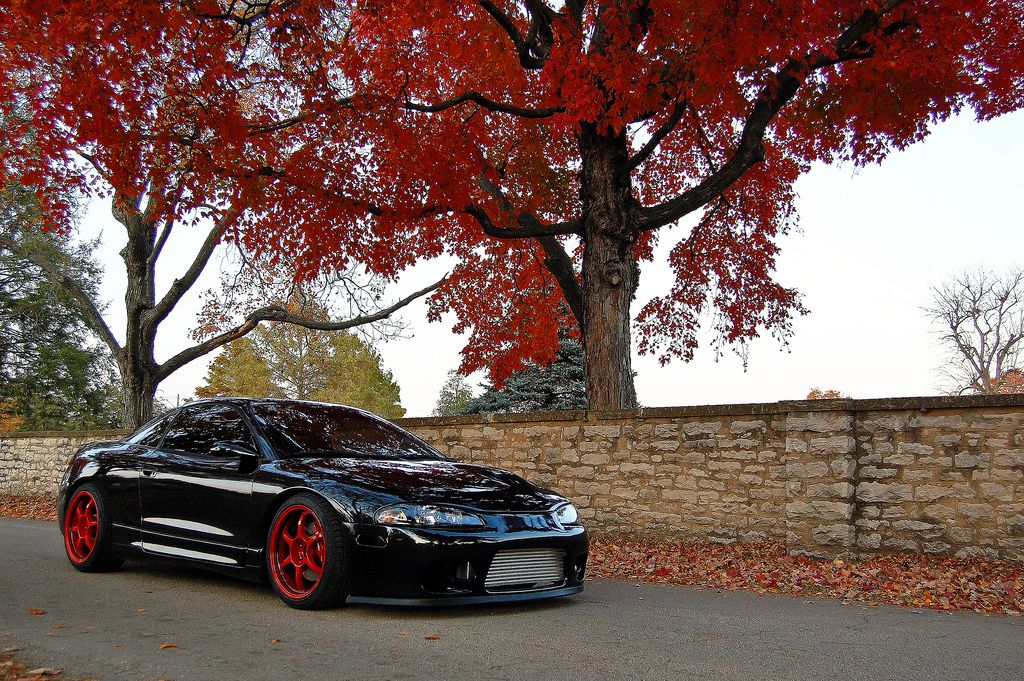 Mitsubishi Eclipse Mitsubishi Eclipse Rvinyl