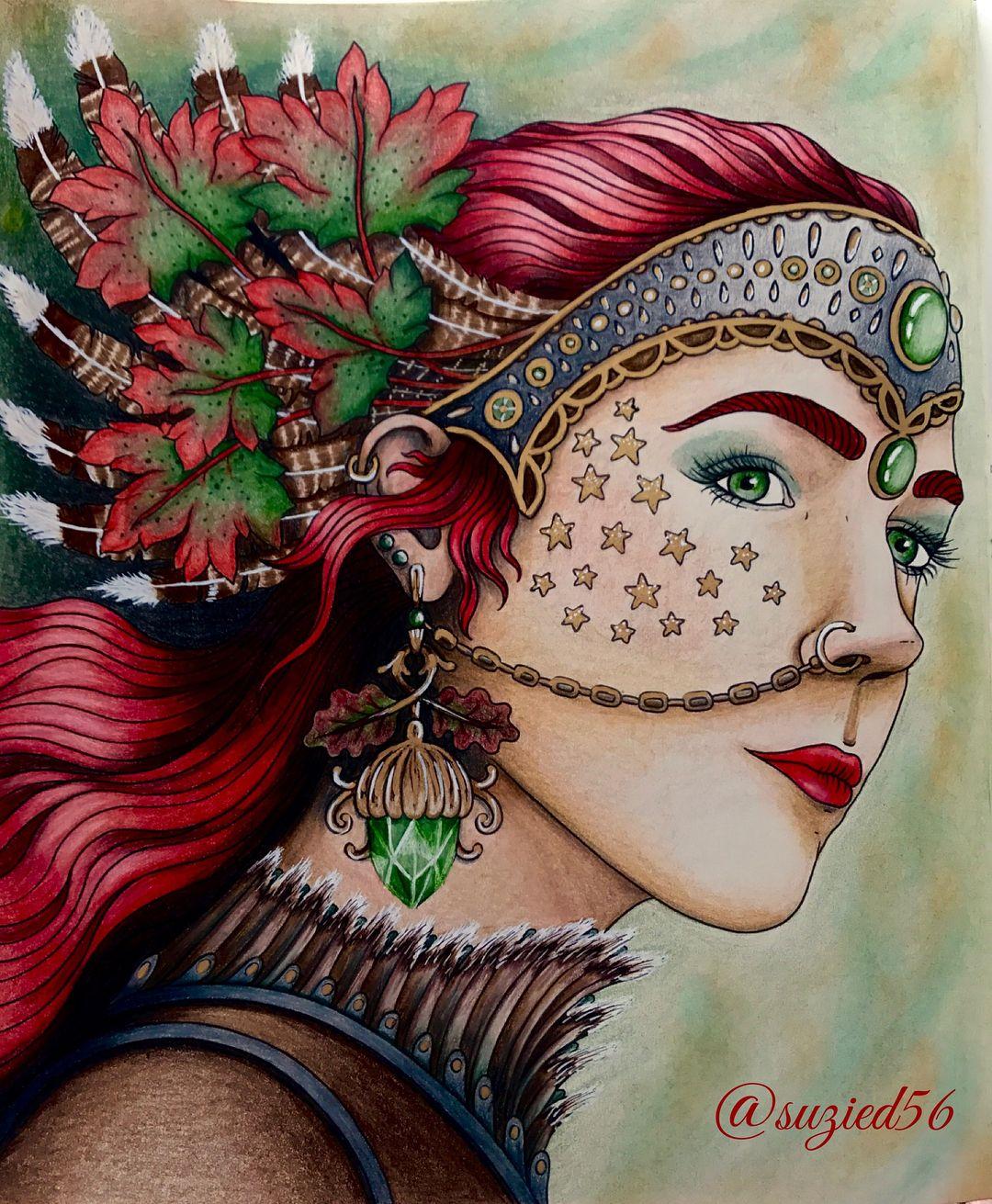 Pin de Kayle Ayers en Adult Coloring | Insperation | Pinterest | Recetas