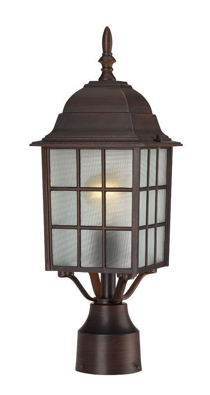 Nuvo Lighting 60 4908 Outdoor Post Lights Outdoor Lamp Posts Lamp Post Lights
