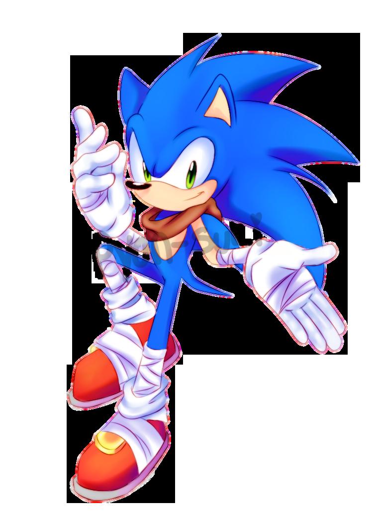 Collab Sonic Boom By Pyon Suki Deviantart Com On Deviantart Sonic Dibujos Sonic Fotos Sonic