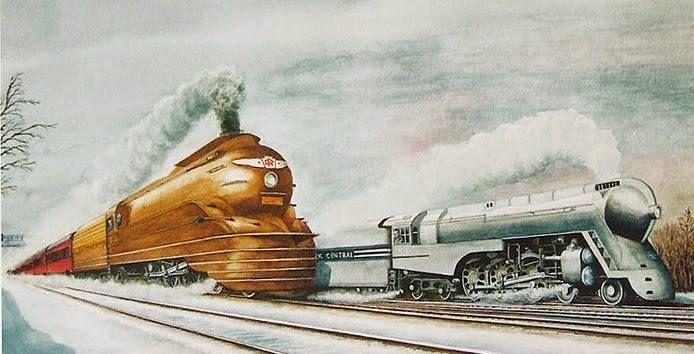 Steampunk/Dieselpunk International (With images) Train