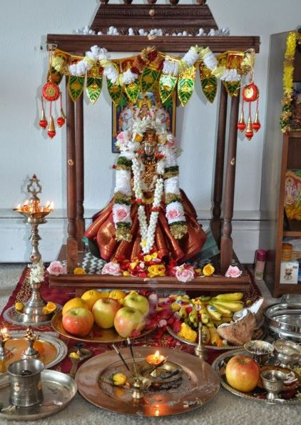Mandir Decoration Ideas At Home Valoblogi Com