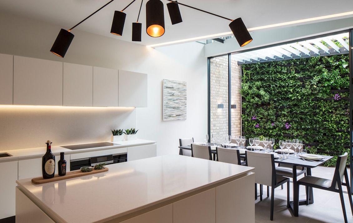 Chelsea Interior Design   Laura Hammett   Kitchen Interior ...