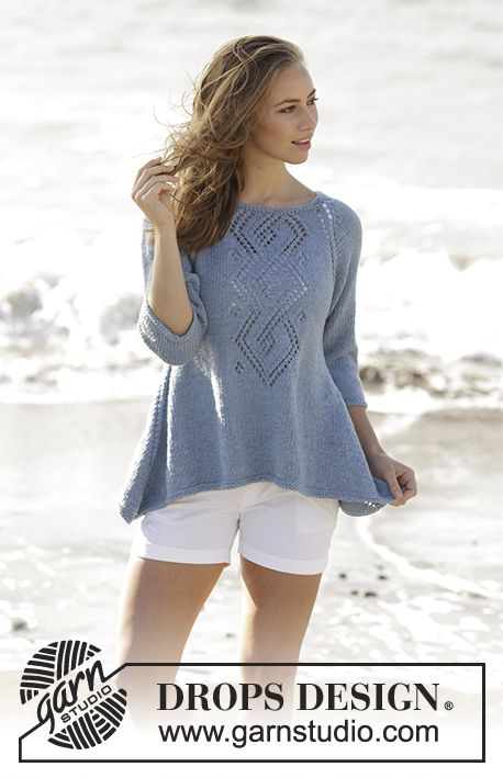 Пуловер Celtic Knot