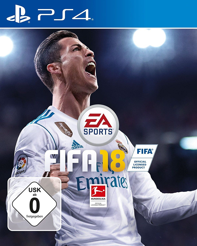 Playstation 4 Mit Fifa 18