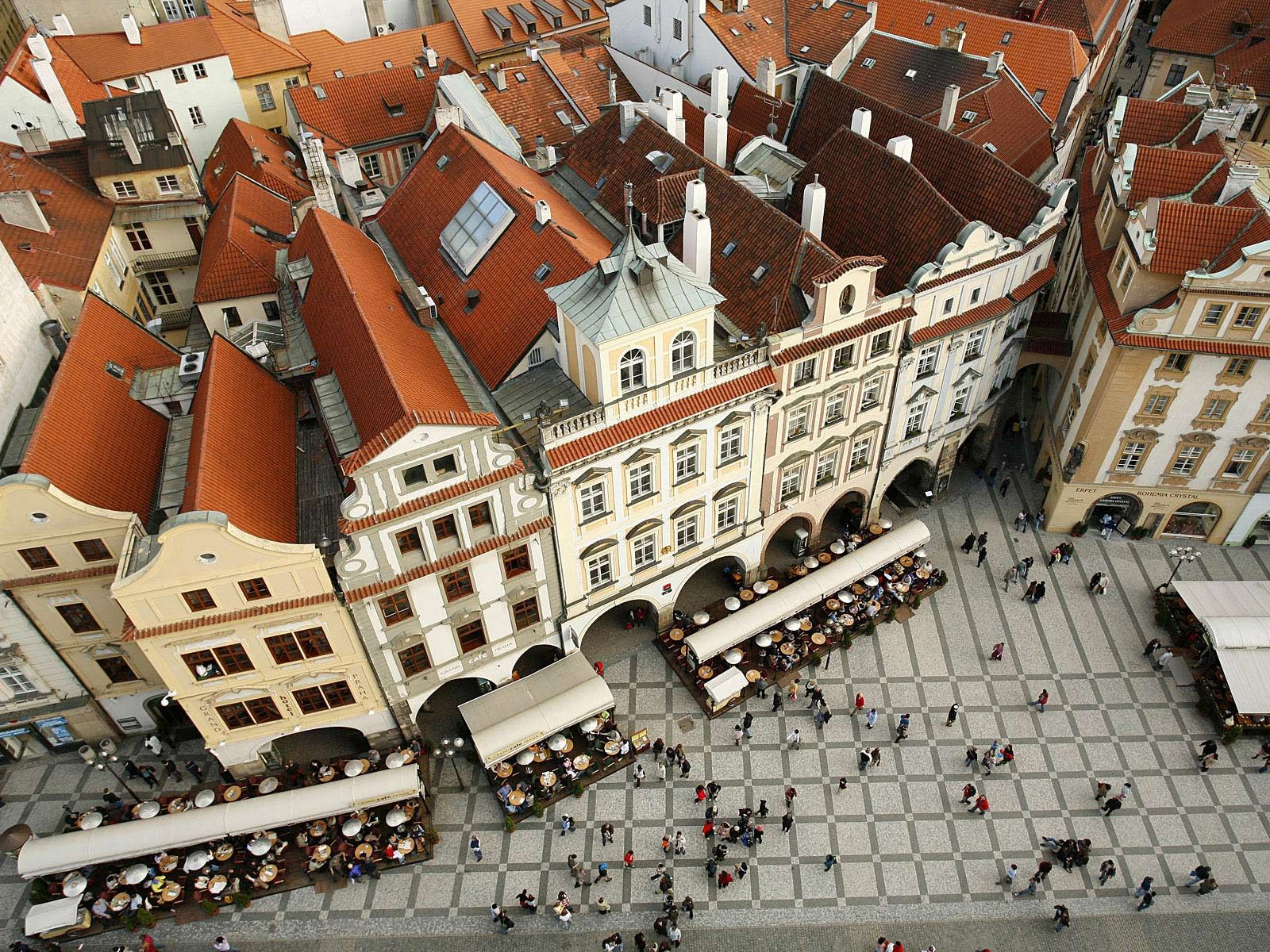 The Grand Hotel Praha In Czech Republic