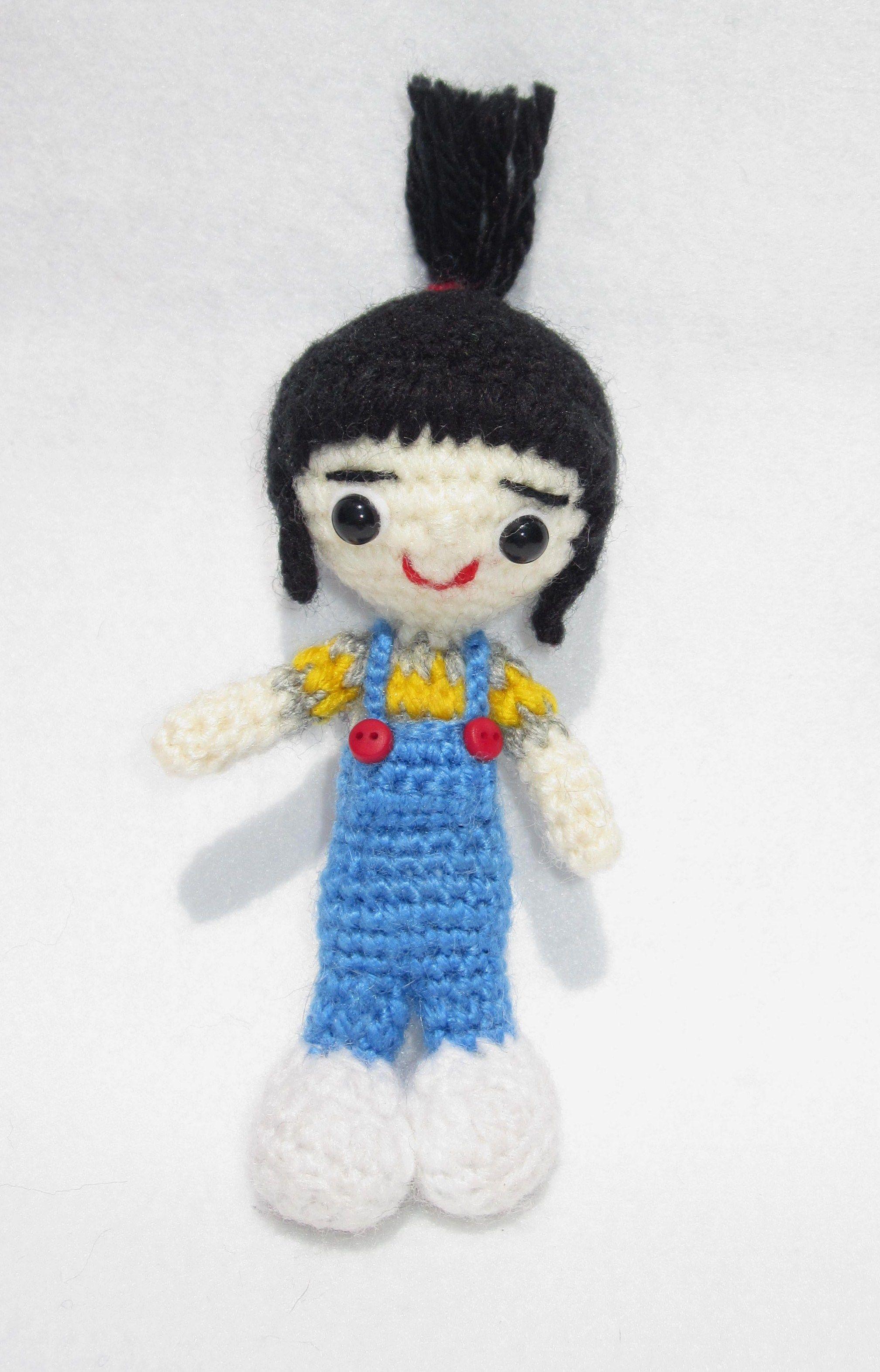 Crochet Agnes | Minion | Pinterest
