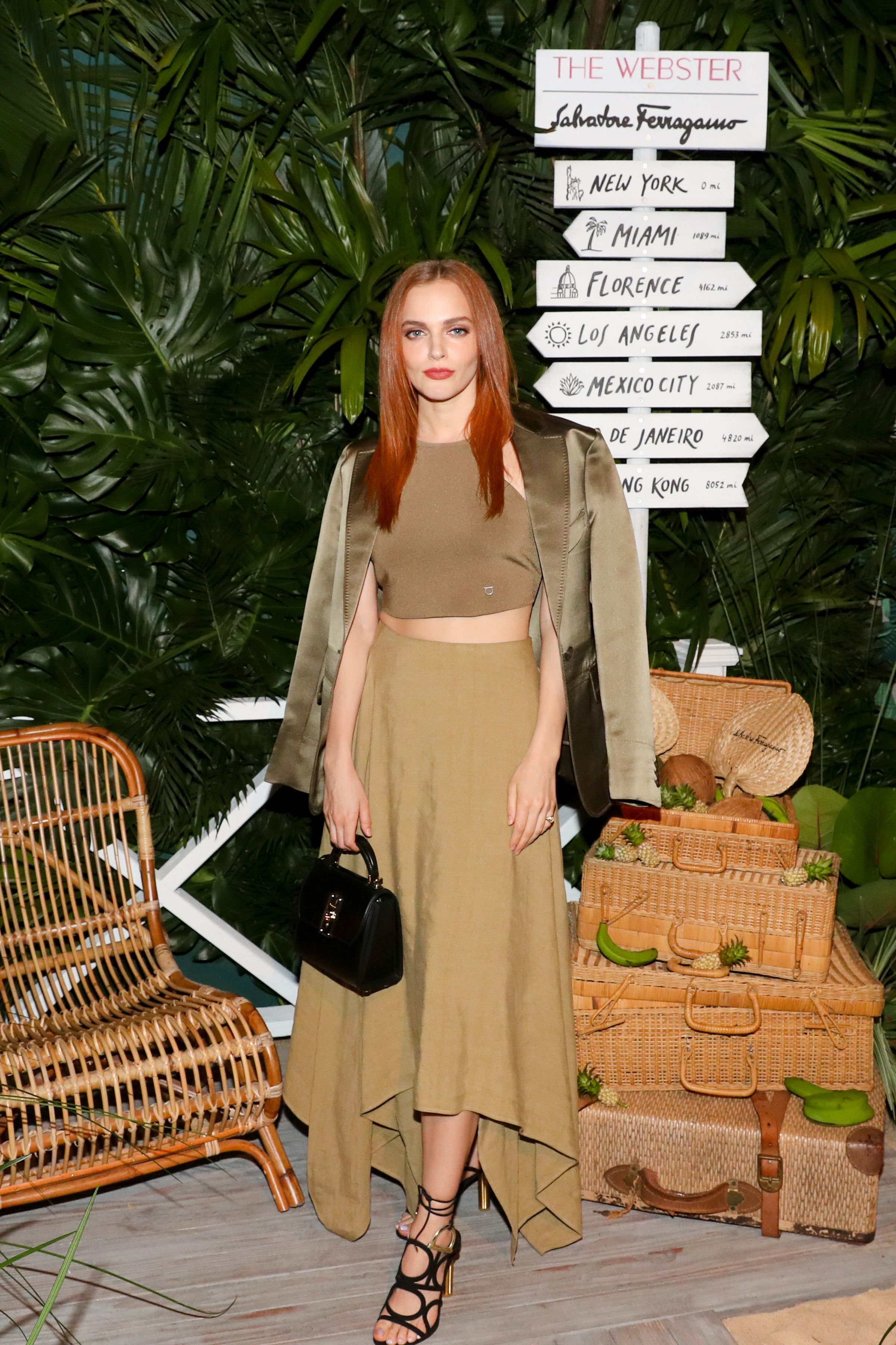 Actress Madeline Brewer at the Spring Break Cocktail Party